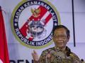 Mahfud MD Sebut RUU Omnibus Law Kelautan Masih di Meja Jokowi