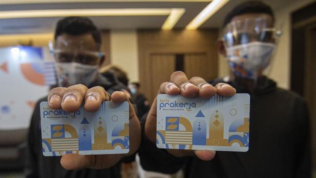 Pesan untuk Peserta Kartu Prakerja: Jangan Salah Input Data