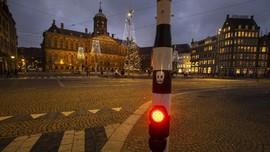 FOTO: Corona Melonjak, Sejumlah Negara Eropa kembali Lockdown