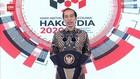 VIDEO: Presiden Jokowi Singgung Pentingnya Pencegahan Korupsi