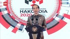 VIDEO: KPK Mati Listrik Saat Acara, Jokowi Beri Pesan Penting