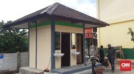 Melihat Toilet Sekolah Rp196 Juta di Bekasi: WC Jongkok