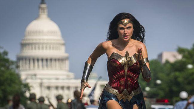 Wonder Woman 1984 meraup pendapatan sebesar US$16,7 juta atau Rp236 miliar di pekan kedua.