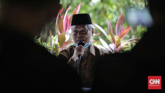 Ketua Tim Pengawal Peristiwa Pembunuhan (TP3) Laskar FPI Abdullah Hehamahua menjelaskan kronologi ketika dikabarkan bahwa Jokowi bersedia menerima pihaknya.