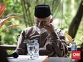 Poin-poin Pertemuan Jokowi dan Amien Rais Bahas Laskar FPI