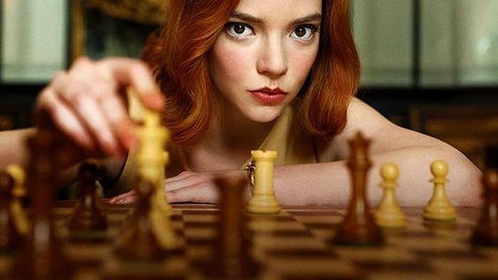 Dari Serial Netlfix The Queen's Gambit, Gak Nyangka Bisa Ambil Pelajaran Ini