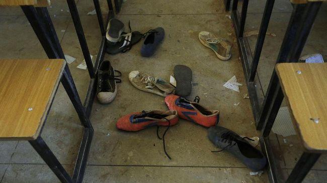 UNICEF menyatakan 938 anak di RI putus sekolah karena corona. Itu terjadi karena orang tua mereka kehilangan pekerjaan.