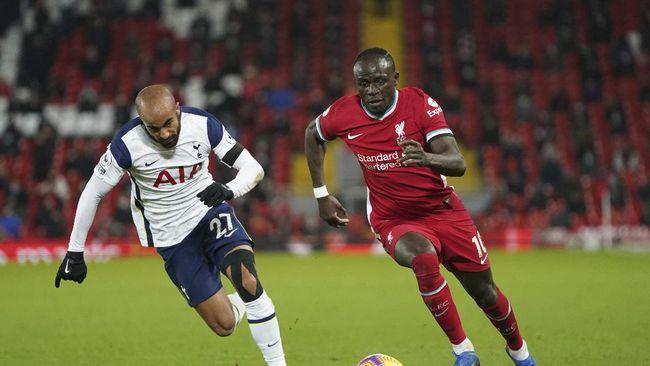 Liverpool Tekuk Tottenham Bukti Anfield Masih Angker