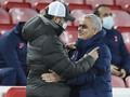 3 Kontroversi Mourinho vs Liverpool: Pernah Diusir Wasit