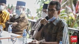TP3 Laskar FPI Susun Buku Putih, Bakal Serahkan ke Jokowi
