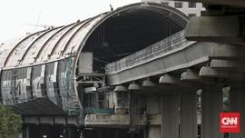 LRT Jabodebek Bisa Angkut 800 Ribu Orang per Hari