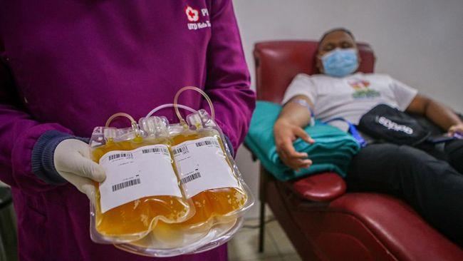 Hingga saat ini, tercatat ada sekitar 15 ribu penyintas Covid-19 yang telah mendonorkan plasmanya.