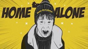 INFOGRAFIS: Dialog Ikonis dari Home Alone