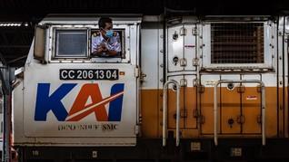 Pemerintah Subsidi Tiket Kereta Ekonomi Rp3,4 Triliun