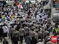 Pukul Mundur Massa 1812 di Thamrin, Polisi Amankan Satu Mobil