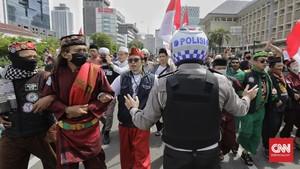 Intel Polisi Dikira Maling di Tanah Abang Sudah Dipecat