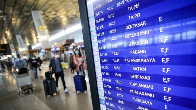 Sejumlah maskapai tak mengubah harga tiket pesawat untuk keberangkatan mulai hari ini hingga 5 Mei 2021 atau sebelum larangan mudik berlaku pada 6-17 Mei 2021.