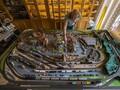 Laris Miniatur Kereta Api Jadi Pelipur Lara Penduduk Jerman