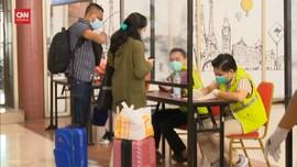 VIDEO: Keluar-Masuk Jakarta Harus Rapid Tes Antigen