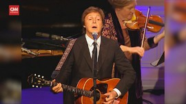 VIDEO: Paul McCartney Abadikan Karier di Serial Dokumenter