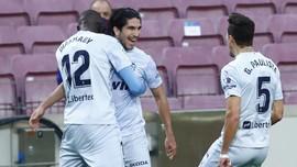 Hasil Liga Spanyol: Valencia Kalahkan Villarreal 2-1