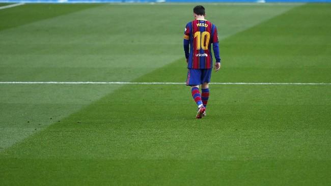 17 Musim Messi di Barcelona: 672 Gol, 35 Gelar, 6 Ballon d'Or