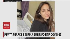 VIDEO: Pevita Pearce & Nirina Zubir Positif Covid-19