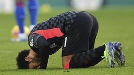 FOTO: Liverpool Hancurkan Palace 7-0