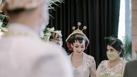 <p>Karina dan Rangga melangsungkan pernikahan di hotel bintang lima, The Ritz-Carlton Pacific Place, Jakarta Selatan. (Foto: Instagram @karinadila8921)</p>