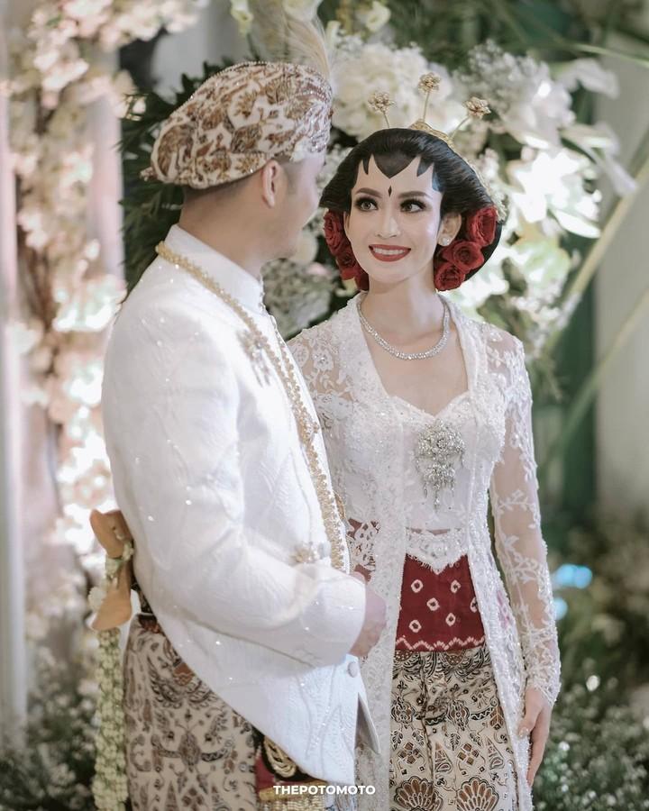 Karina Nadila menikah