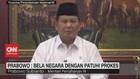 VIDEO: Prabowo: Bela Negara Dengan Patuhi Prokes