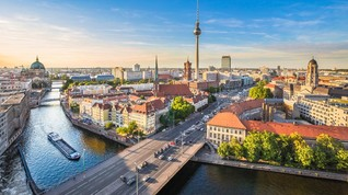 Proyeksi Ekonomi Jerman Dipangkas Gegara Gangguan Pasokan