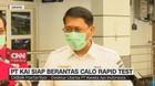 VIDEO: PT KAI Siap Berantas Calo Rapid Tes