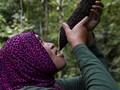 FOTO: Dedikasi Ranger Perempuan Penjaga Hutan Aceh
