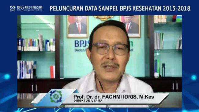 BPJS Kesehatan terus memudahkan pengelolaan data dengan menyediakan data sampel yang bisa mewakili seluruh data kepesertaan.