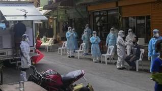 Covid Dunia: Ledakan Kasus RI-BOR ICU Malaysia 100 persen
