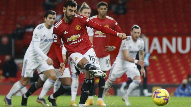 Musim ini jadi yang terbaik bagi Manchester United di Liga Inggris setelah ditinggal Sir Alex Ferguson pada 2013.