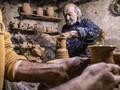 FOTO: Melestarikan Tradisi Tembikar 450 Tahun di Suriah