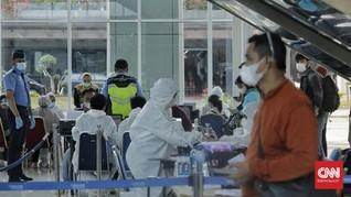 Projo Desak Pemerintah Hapus Syarat Tes PCR Naik Pesawat
