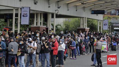 Update Terbaru, Tes Acak Kemenhub di Terminal Bus: 4,14 Persen Positif Covid