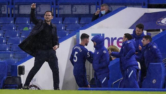 Berikut lima pemain yang senang dengan pemecatan Frank Lampard sebagai pelatih Chelsea per Senin (25/1) lalu.