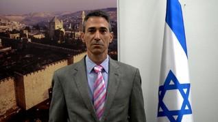 Dubes Israel Beber Lika-liku Perdamaian dengan Palestina