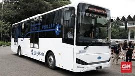 Cegah Bus Listrik Terbakar, Skywell Ogah Gandeng Karoseri