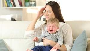 Mitos atau Fakta, Bayi Demam Setiap Tumbuh Gigi?