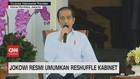 VIDEO: Menteri Baru Kabinet Jokowi-Ma'ruf Amin