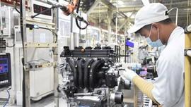 Mitsubishi Mulai Produksi Lokal Mesin Xpander di Bekasi