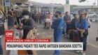 VIDEO: Penumpang Padati Tes Rapid Antigen Bandara Soetta