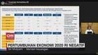 VIDEO: Pertumbuhan Ekonomi 2020 RI Negatif