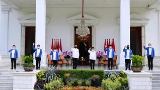 Parpol Koalisi soal Reshuffle Kabinet: Hak Prerogatif Jokowi
