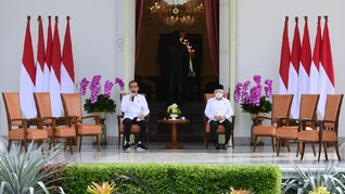 Survei Kinerja Pemerintahan Jokowi, Kepuasan ke Ma'ruf Rendah